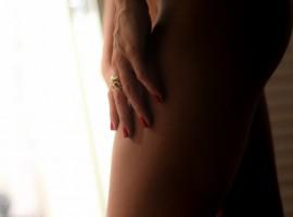 Pernas, ensaio sensual - foto Thelma Vidales